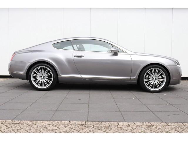 Bentley Continental GT 6.0 W12 | 561 PK | NAVI | LEDER | CRUISE | CLIMATE | LMV |YOUNGTIMER !!!