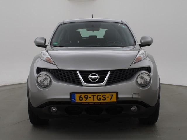Nissan Juke 1.6 AUTOMAAT + LEDER   NAVIGATIE   TREKHAAK   CAMERA