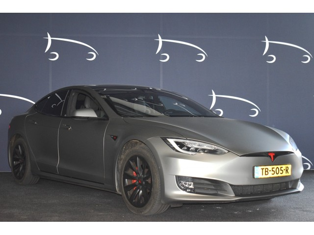 Tesla Model S 100D PANODAK 20