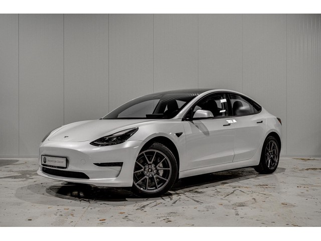 Tesla Model 3 Long Range 8% bijtelling, ex. BTW, facelift model, per direct beschikbaar!