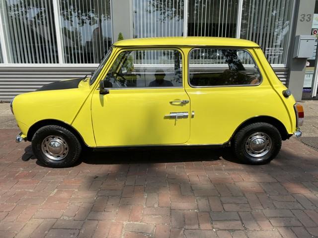 Austin Mini 850 de Luxe (1979) Apk 11-2022