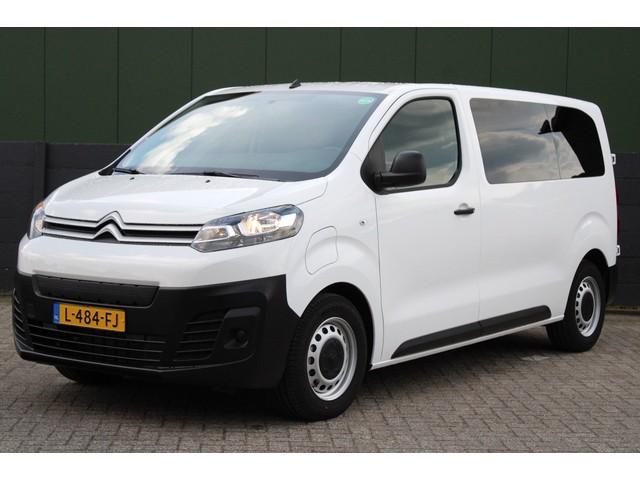 Citroen e-Jumpy 50kWh Combi M 9-zitplaatsen Elektrisch incl. BTW ( € 33.016,- excl. BTW) 7´' tochscreen, Parkeersensoren   €2000,- subsidie moge