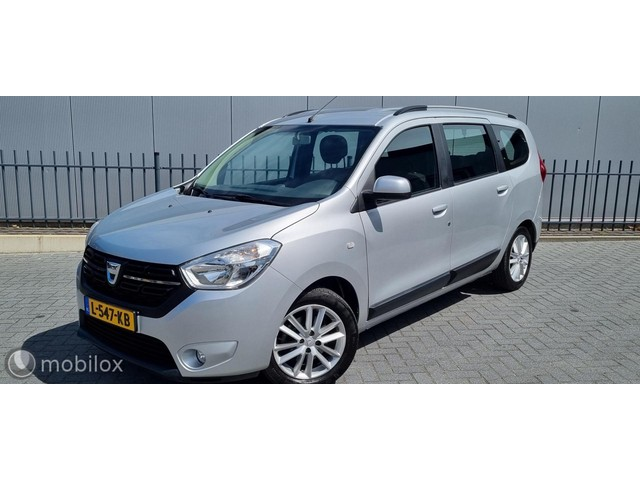 Dacia Lodgy 1.2 TCe Serie Limitee 7 persoons Navigatie, Cam.