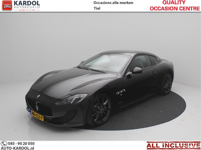 Maserati GranTurismo 4.7 Sport | NW Model