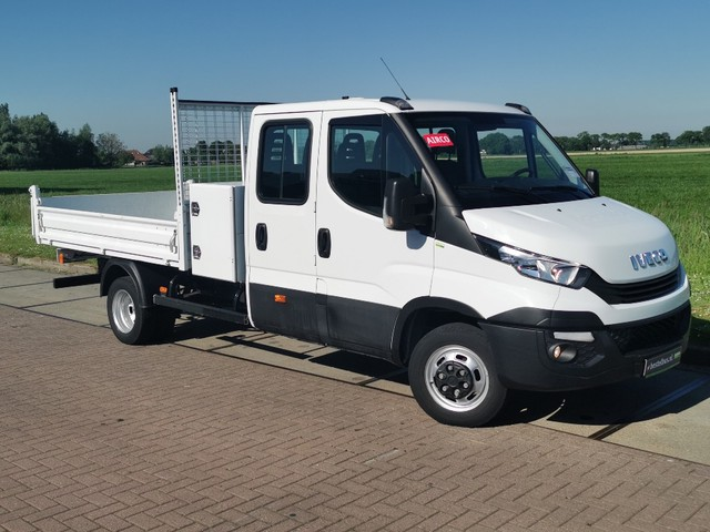 Iveco Daily 35 C 140 dubbel cabine, k