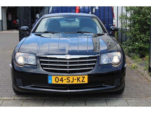Chrysler Crossfire 3.2 V6 Black Edition ORG NL-Auto 87505km Leder Clima Full options Nieuw staat