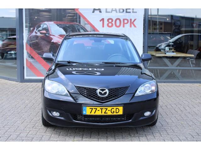 Mazda 3 HB 1.6 S-VT Executive , Trekhaak, Airco, Clima, LMV 16 Inch, Elek. ramen+spiegels