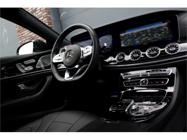 Mercedes-Benz CLS-Klasse 350 d 4-MATIC AMG Aut9, Distronic+, Widescreen Cockpit, Memory, Leder, Stoelverwarming, Multibeam LED, Sfeerverlichting, Camera,