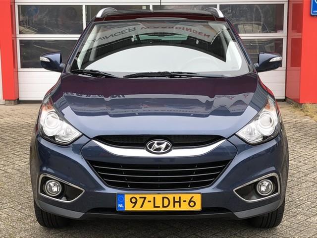 Hyundai ix35 2.0i i-Catcher Automaat | NAVI | TREKHAAK | GLAZEN SCHUIFDAK | LEDER