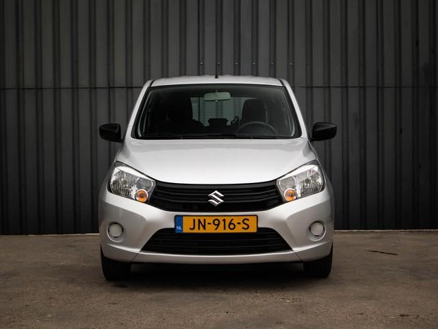 Suzuki Celerio 1.0 Comfort, Airco, Navigatie, Parkeer-Sensoren-A, 1-Ste-Eigenaar, Dealer-Onderh, NL-Auto
