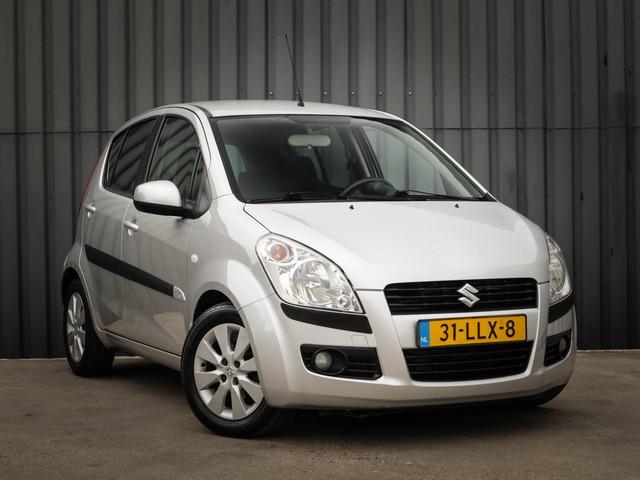 Suzuki Splash 1.2 Exclusive, Airco, L.M.Velgen, Trekhaak, Elektrische-Ramen, Centrale-Deurvergr, Getint-Glas, NL-Auto