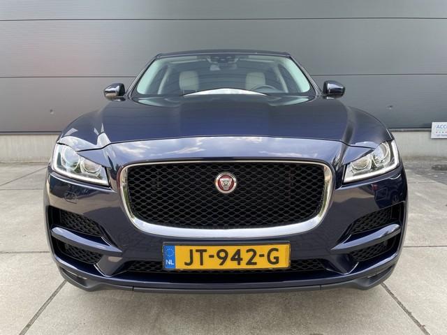 Jaguar F-Pace 2.0 AWD AUTOMAAT 3D-NAVI, NL AUTO, 187DKM NAP, DEALER OH