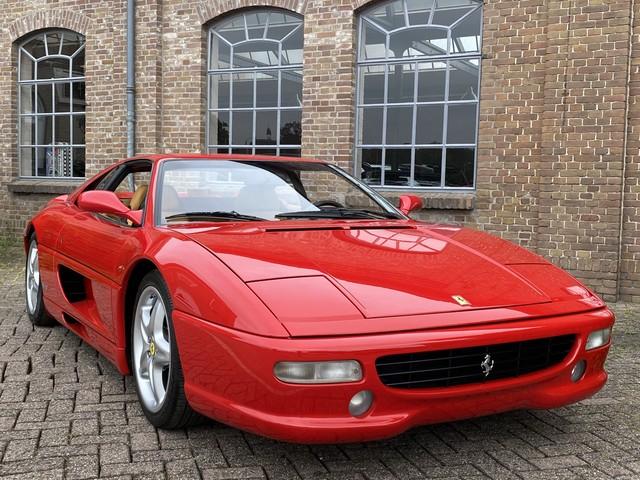 Ferrari F355 Berlinetta * Handgeschakeld   Gated Manual * 380 PK V8