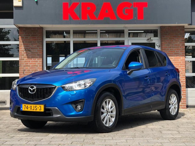 Mazda CX-5 TS+ Lease Pack 2.0 165 pk - navi - Xenon - climate - zeer compleet!