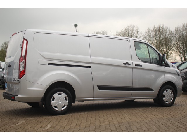 Ford Transit Custom 320 2.0TDCI 130pk L2H1 Trend   Automaat   Airco   Cruise   DAB   PDC   Lease 418,- p m