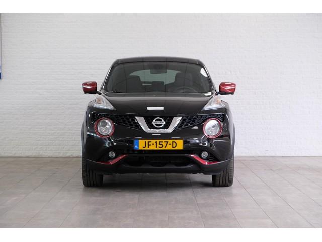 Nissan Juke 1.2 DIG-T 116pk Tekna | Navi | Climate | Xenon | 360° Camera | Cruise | Trekhaak