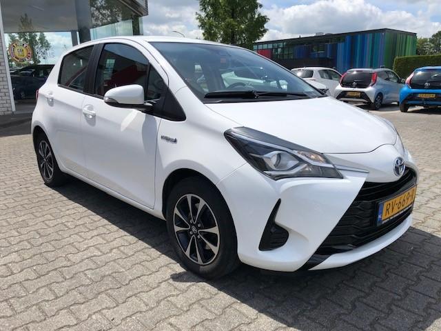 Toyota Yaris 1.5 HYBRID ASPIRATION NL AUTO CAMERA LM-VELGEN