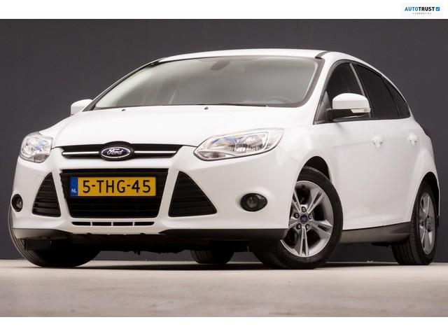 Ford Focus 1.6 TDCI ECOnetic Trend&Sport (SPORTSTOELEN, GETINT, CLIMA, CRUISE, ISOFIX, NIEUWSTAAT)
