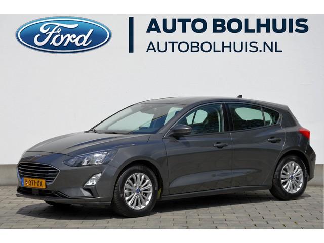 Ford Focus Titanium Business EcoBoost 125pk