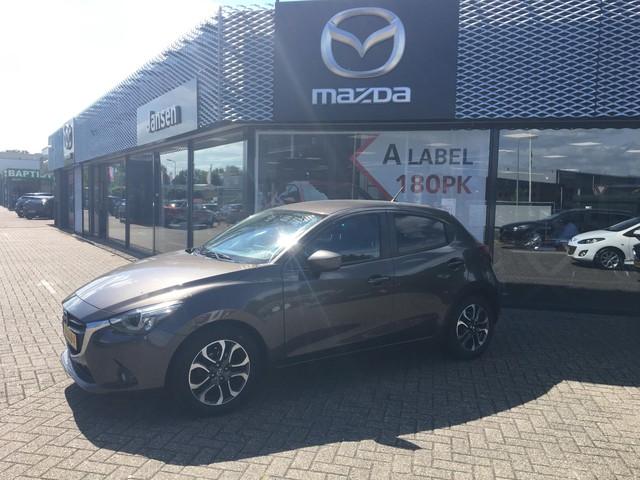 Mazda 2 1.5 Skyactiv-G GT-M , Navi, Clima, Cruise, Stoelverwarming, Bluetooth, LKA, LMV 16 Inch, PDC
