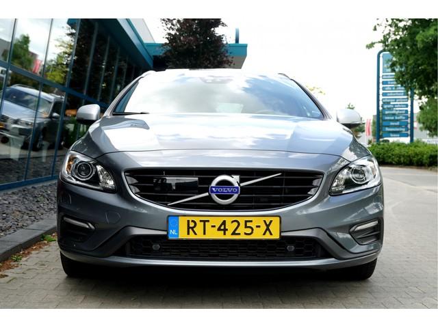 Volvo V60 2.0 D4 140kW 190pk Aut8 Business Sport ADAPT.CRUISE + LANE ASSIST + CLIMA + ADAPT.BI-XENON + NAVI SENSUS + OPEN DAK + CAMERA + S