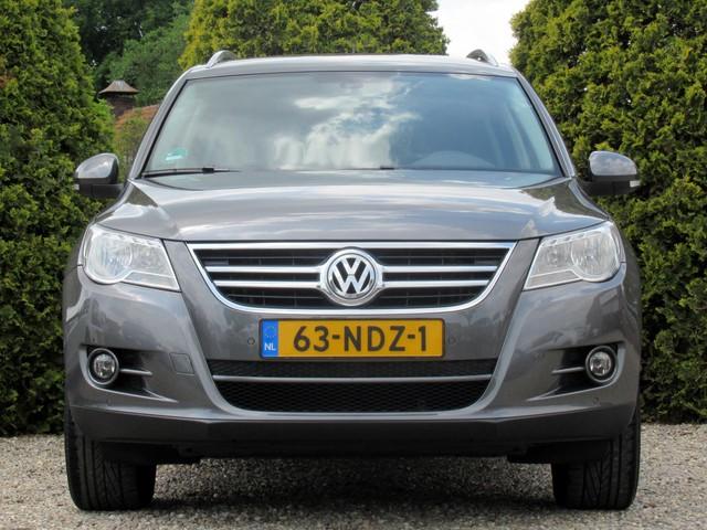 Volkswagen Tiguan 1.4 TSI Sport&Style   Navi   Trekhaak