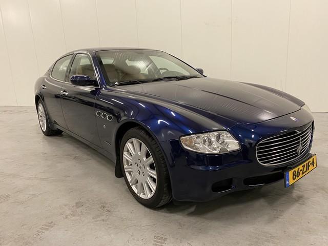 Maserati Quattroporte 4.2 Duo Select navi 126881km