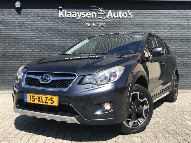 Subaru XV 2.0D Luxury Plus AWD | dealer onderhouden | navigatie | leder interieur | trekhaak | camera