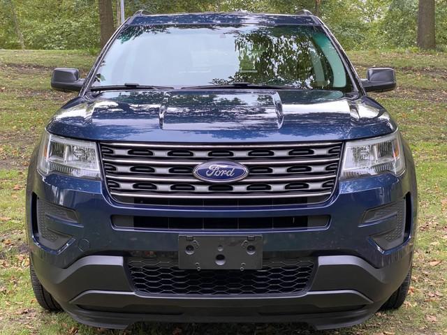 Ford USA Explorer 3.5 V6 GRIJS KENTEKEN EX.BTW