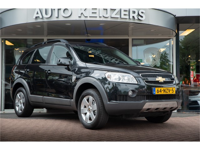 Chevrolet Captiva 2.0 VCDI Style 2WD 7 Persoons! Airco Cruise Trekhaak Lmv 17