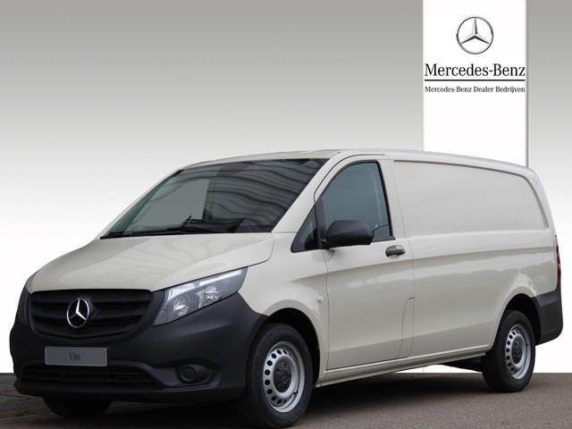 Mercedes-Benz Vito 114 CDI Bestelwagen Airco Zwart Leer Trekhaak