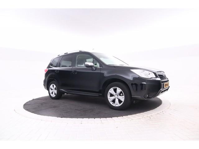 Subaru Forester 2.0 Premium AWD, Automaat, Panorama, Leer, Climate