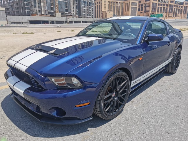 Ford USA Mustang 3.7 V6 Shelby GT500 Style 310PK