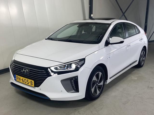 Hyundai IONIQ 1.6 GDi Premium INCL. BTW! *ACC*CAMERA*DAKJE*NAVI*