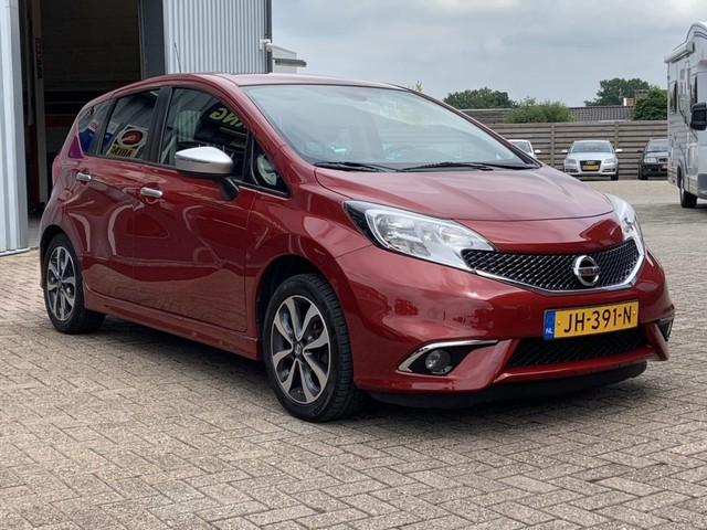 Nissan Note 1.2 Tekna   Rijklaar prijs   Incl Bovag Garantie  
