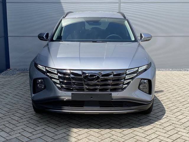 Hyundai Tucson 1.6 T-GDI HEV 230PK Comfort Smart AUTOMAAT |CLIMA|ELEK. ACHTERKLEP|NAVI|PDCV+A|STOELVERWARMING|