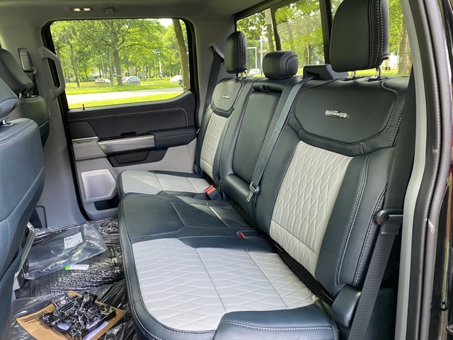 Ford USA F-150 Limited Powerboost 77.500,- Ex.btw