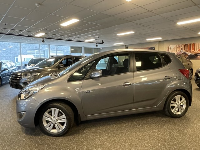 Hyundai ix20 1.6i i-Vision 125 Pk   Navigatie   Climate- en Cruise control   LMV   Hoge instap - Hoge zit   LMV - 100% Dealer onderhouden -