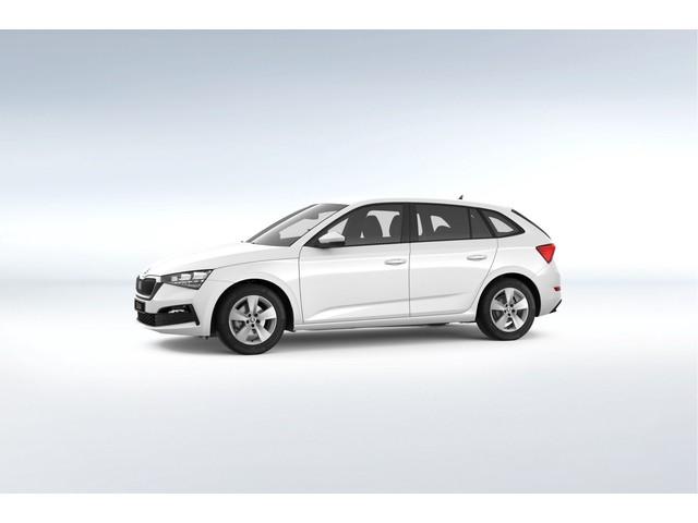 Skoda SCALA 1.0TSI 110pk Ambition   Image pakket   Lichtmetalen velgen 16 inch 'Alaris'   Parkeersensoren achter