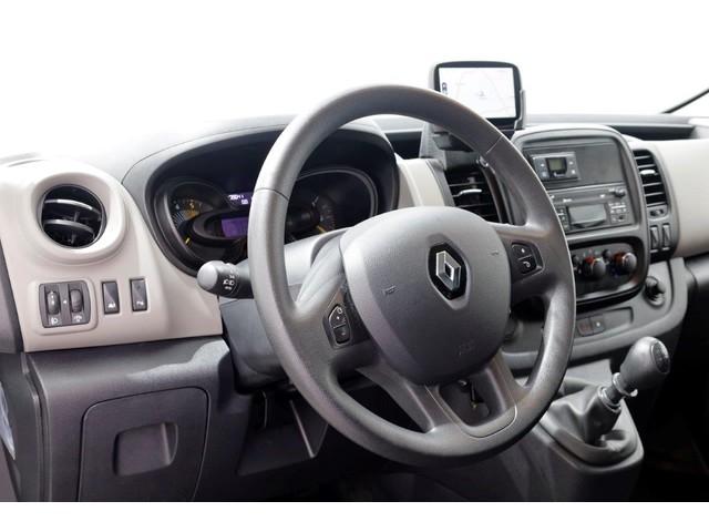 Renault Trafic 1.6 dCi L1H1 Servicewagen Stndkachel 04-2016