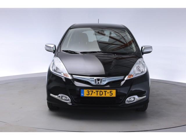 Honda Jazz 1.4 Hybrid Business Aut [ Climate Cruise LM Velgen ]
