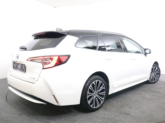 Toyota Corolla Touring Sports 1.8 Hybrid Dynamic Bi Tone Limited, Stuurverwarming, Head up display, Apple Carplay   Android Auto