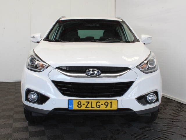 Hyundai ix35 1.6i GDI Go! CLIMATE CRUISE LMV PDC NAVI CAMERA LEER STOF