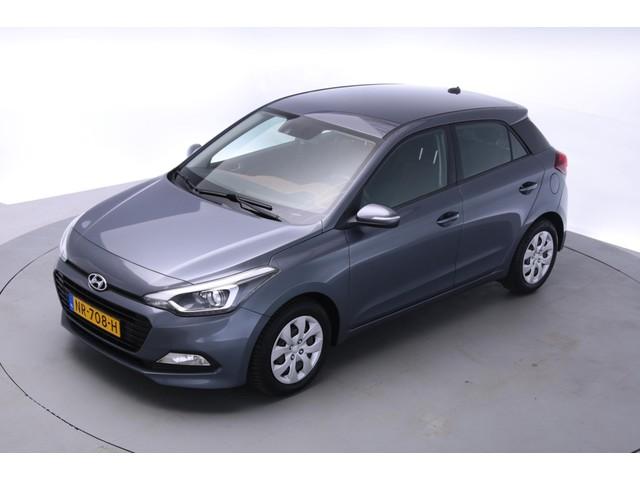 Hyundai i20 1.0 T-GDI 100pk Comfort 5-drs [ navi climate cruise ]
