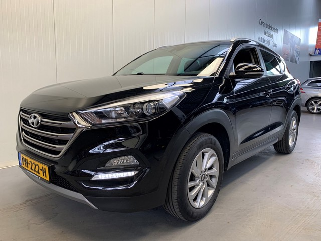 Hyundai Tucson 1.6 GDi Go! NAVI-CAMERA-ECC-PDC-LMV-CRUISE