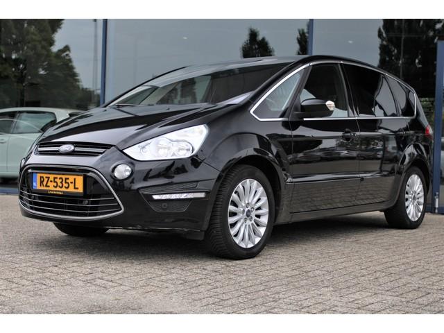 Ford S-Max 1.6 TDCI TITANIUM 7-PERS | LEDER | NAVI | CLIMATE | CRUISE
