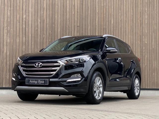 Hyundai Tucson 1.7 CRDi Comfort