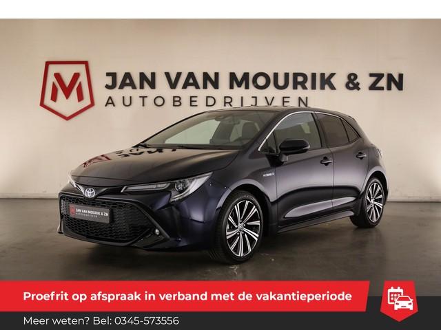 Toyota Corolla 1.8 Hybrid Dynamic | APPLE CARPLAY | NIEUW OP VOORRAAD | DIRECT LEVERBAAR