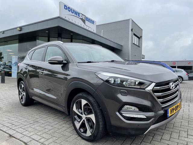 Hyundai Tucson 1.6 T-GDi Premium 4WD Leer|Navi|DAB