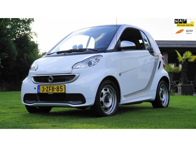Smart Fortwo coupe Electric drive Incl BTW 2000 euro subsidie mogelijk